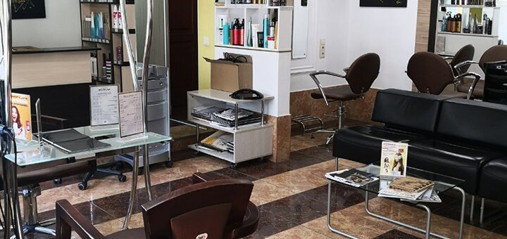 SPA-уход для баланса кожи головы и длины волос в салоне красоты «SJ&Team»