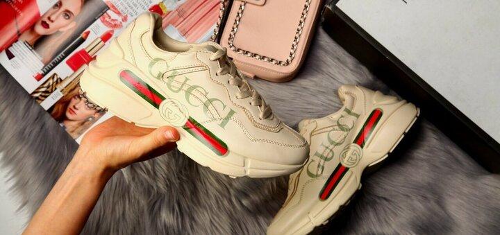 Скидка 50% на кроссовки «Gucci Retro 2»