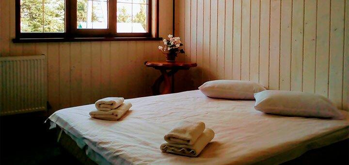 От 3 дней отдыха осенью с дополнительными услугами в отеле «Галушко» в Микуличине