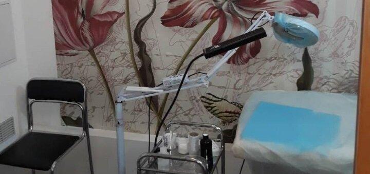 Интенсивная гидротерапия лица в кабинете красоты Натальи Павловой