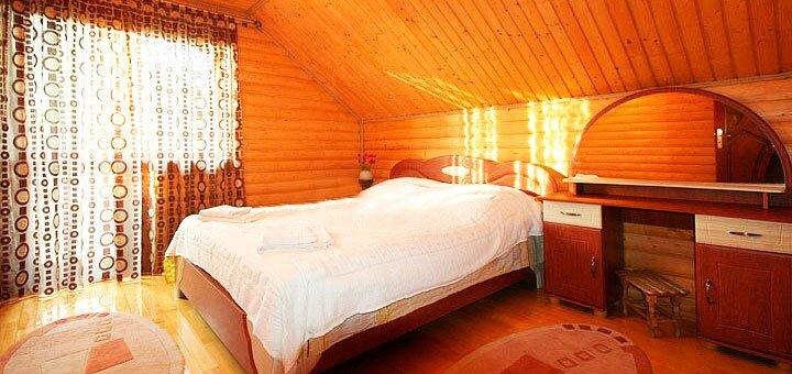 От 3 дней отдыха в коттеджном комплексе «Мрія» на оздоровительном курорте Шаян