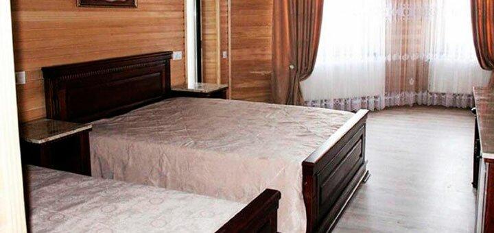 От 3 дней отдыха на зимние праздники с завтраками и SPA в отеле «Mardan Palace 4*» в Буковеле