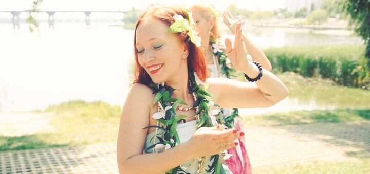 8 занятий экзотическими гавайскими танцами для детей и взрослых в студии «Moana Hula Studio»