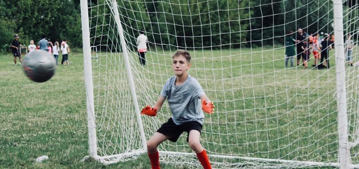 До 8 тренировок по футболу для детей в спортивном клубе «Sport Кids Community»