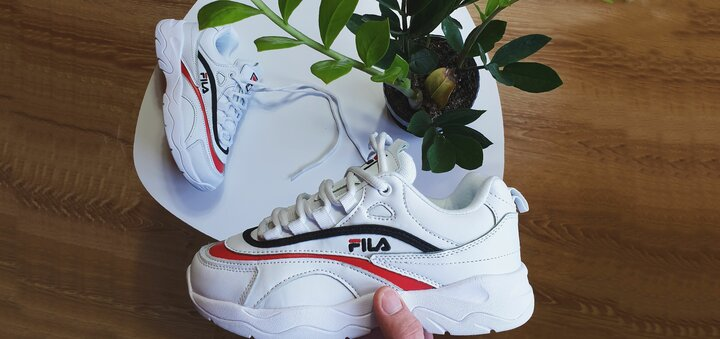 Скидка 40% на осеннюю обувь Fila от «Plagio Store»