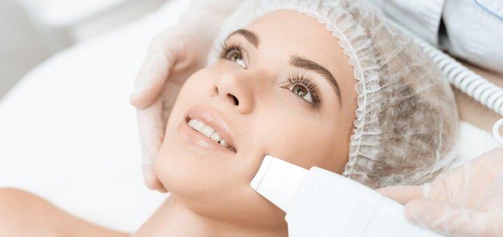 Ультразвуковая, механическая или комбинированная чистка лица от косметолога Оксаны Костецкой