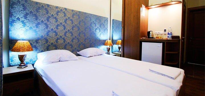 От 2 дней отдыха с завтраками в отеле «Boomerang Business hotel» в Одессе