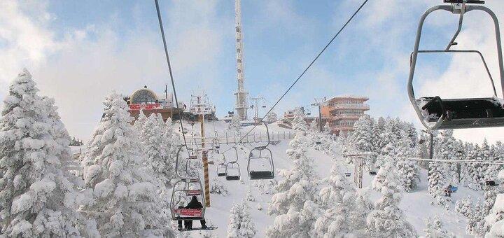 Раннее бронирование на горнолыжный тур в Грузию