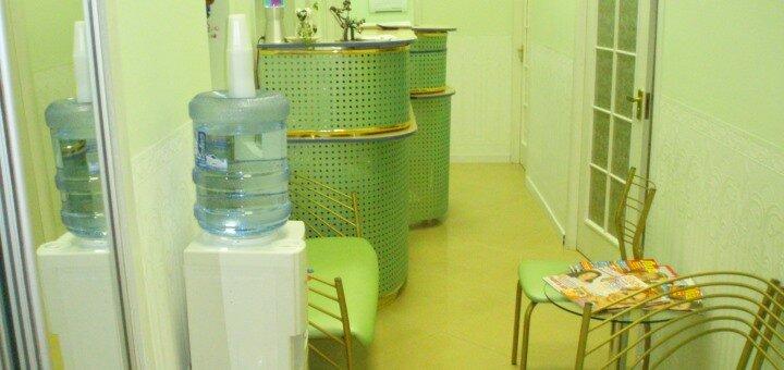 Ультразвуковая чистка, Air Flow, фторирование и полировка зубов в медицинском центре «Лель и Лада»