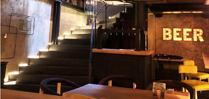 8 бокалов любого разливного пива и доска снеков «Комбо» в пабе «Goose Gastro Pub»