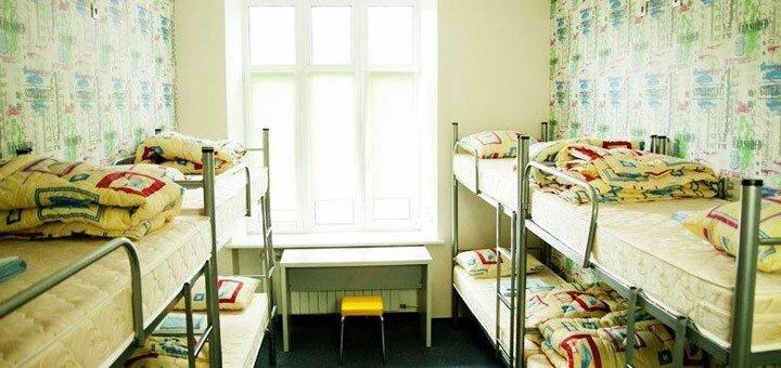 От 2 дней отдыха в комфортабельном хостеле «ZigZag» в Киеве