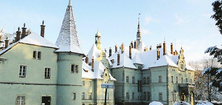 Тур выходного дня «Зимний отдых в Закарпатье» от туристической компании «Miracle Travels»