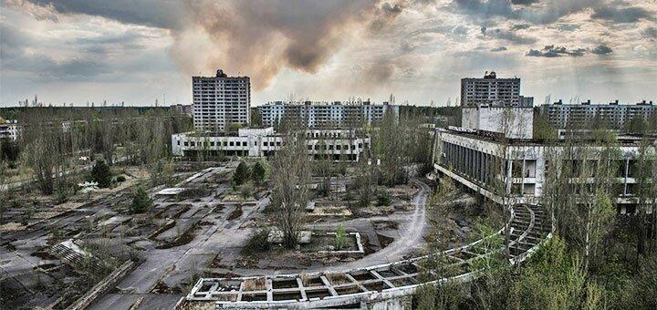 Однодневная программа посещения зоны отчуждения Чернобыля весной от «Radioactive Team»