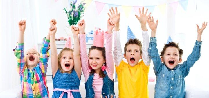 До 3 часов посещения детской комнаты в «Party Space»