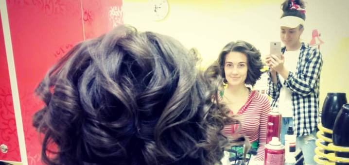 Женская и мужская стрижка, укладка и окрашивание волос от Балясной Виктории в «Creative Style»