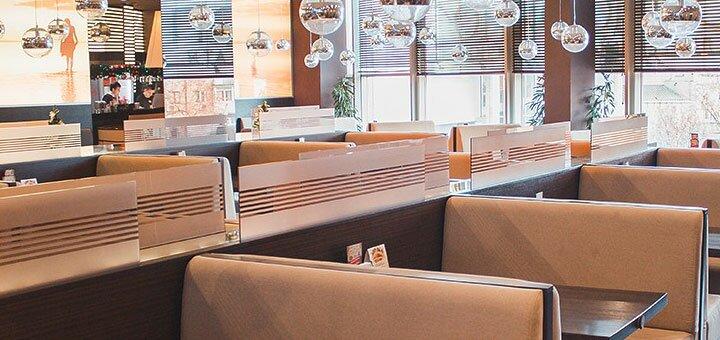 Скидка 50% на все меню кухни на вынос в итальянском ресторане «Портофино»