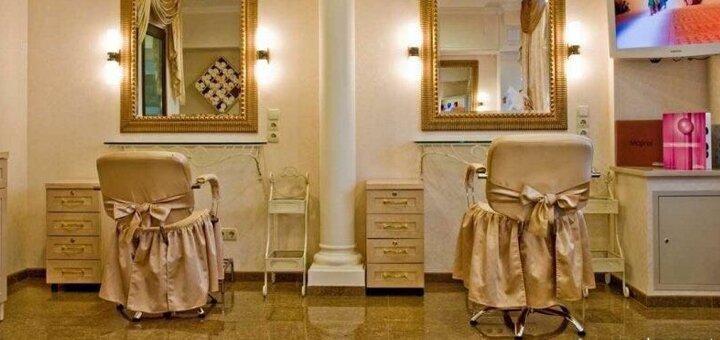 Мужская или женская стрижка, восстановление волос или окрашивание в салоне красоты «ZEFIR»