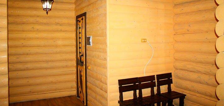 От 2 дней отдыха в будние дни в отельном комплексе «Pirnov Park» под Киевом