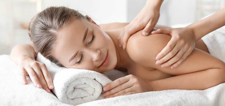 До 5 сеансов лечебного массажа спины и шейно-воротниковой зоны в студии «от А до Я»