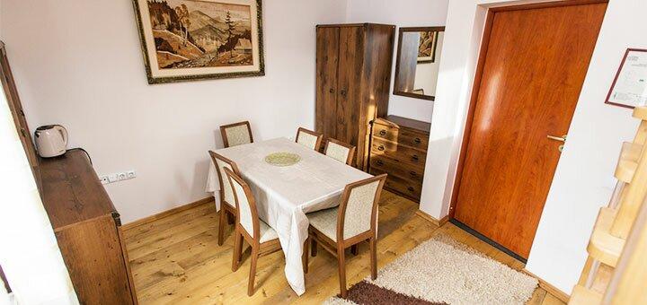 От 3 дней весеннего отдыха с питанием в отеле «Горганы» в Карпатах