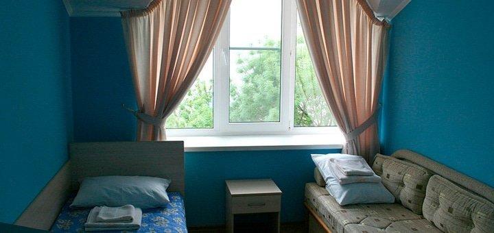 Бархатный сезон на Черноморском побережье! От 3 до 15 дней для двоих в отеле «Лагуна» в Скадовске!